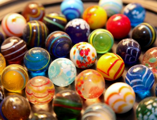 Buy Some Marbles to Slow Down