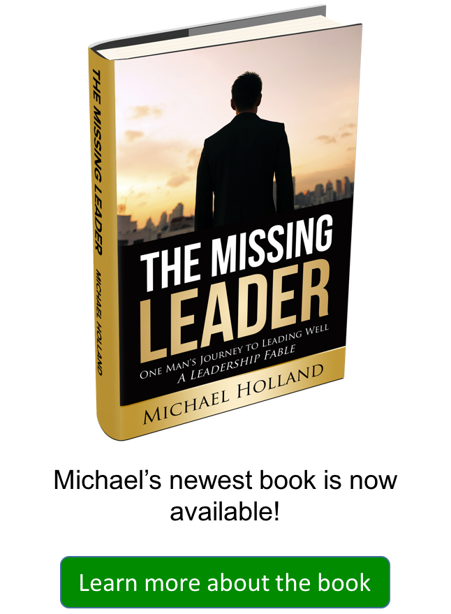New Book by Michael Holland