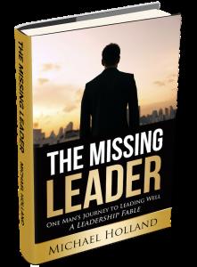 The Missing Leader - 3D-Render